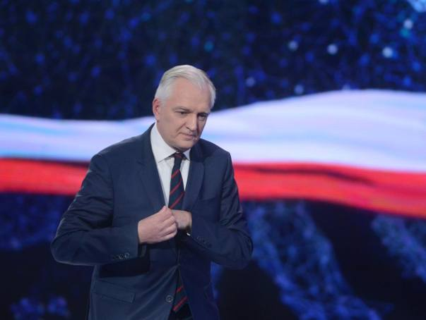 Jarosław Gowin: Wynik majowych wyborów już jest rozstrzygnięty