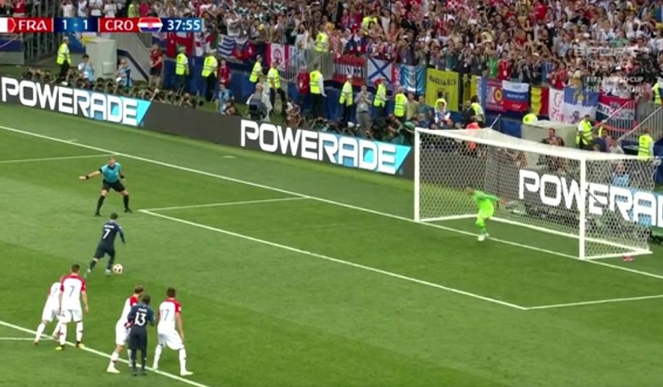 Film do artykułu: Mundial 2018. SKRÓT MECZU: Francja – Chorwacja 4:2 [BRAMKI, WYNIK]