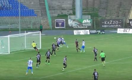 Bramki z meczu Stomil Olsztyn - GKS Tychy 2:0 [WIDEO]