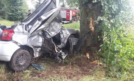 Dziś 29.07.2016 godzina 10:19 zostaliśmy zadysponowani przez MSK Białystok do śmiertelnego wypadku drogowego za miejscowością Bojary w kierunku Białegostoku.