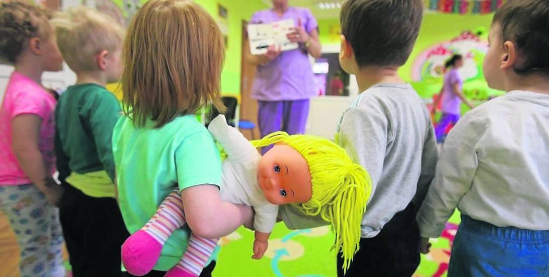 W województwie śląskim ze żłobków i klubów dziecięcych korzysta około 15 tys. dzieci do lat trzech