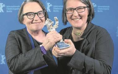 Agnieszka Holland odebrała nagrodę w towarzystwie córki