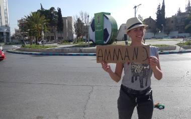 Daria Gałek, podróżując autostopem odwiedziła już 17 krajów Europy oraz Izreal i Jordanię w Azji