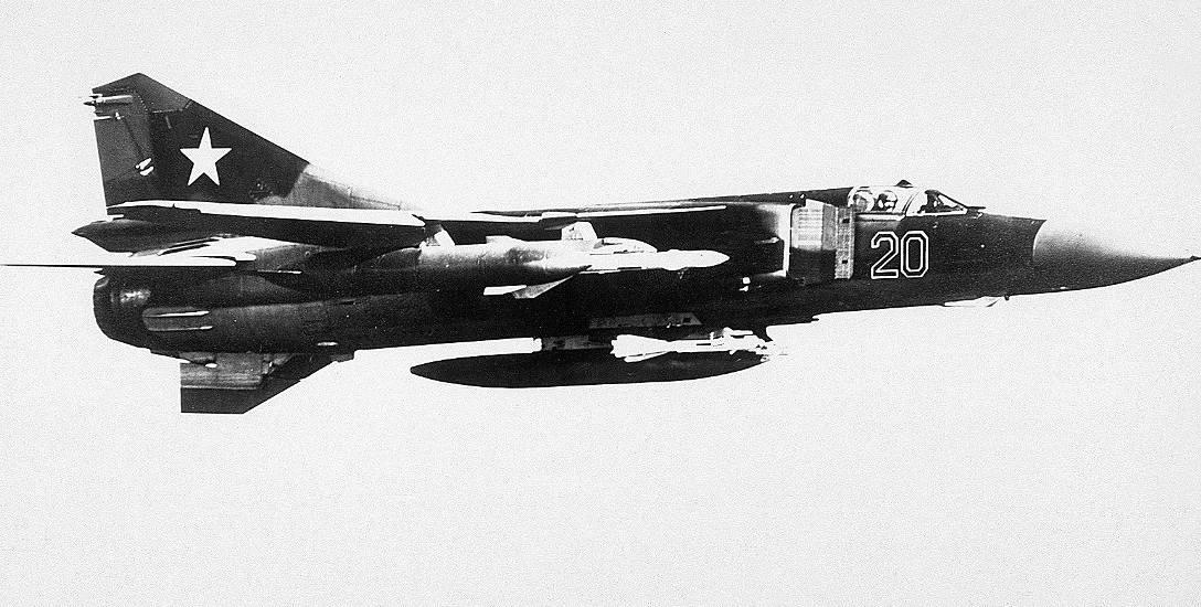 MiG-i i biała plama na mapie, czyli radzieckie lotnisko w podkołobrzeskim Bagiczu