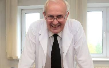 Prof. Jan Lubiński jest jednym z najczęściej cytowanych w świecie polskich uczonych z obszaru medycyny