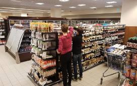 W środę W Samo Południe Ruszył Nowy Ekskluzywny Market Carrefour