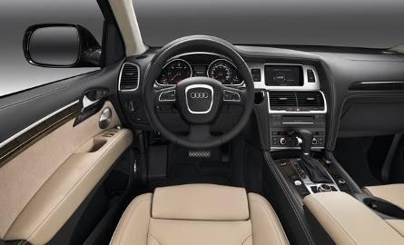 Audi Q7 w nowej wersji. Zobacz zdjęcia