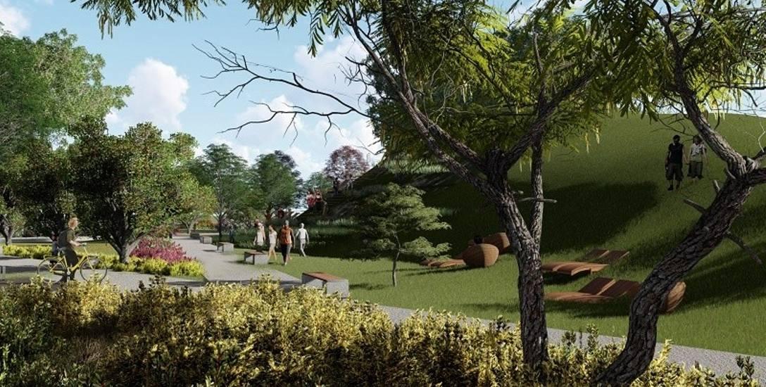 Tak maja wyglądać parki Baden-Powella i 3 Maja w 2024 roku na Zielone Expo w Łodzi.