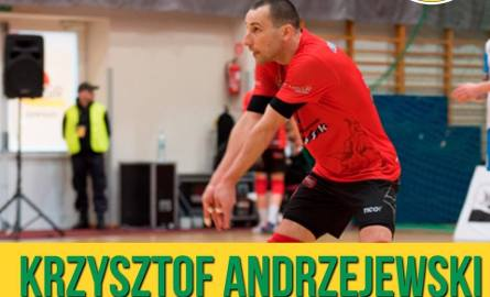 Krzysztof Andrzejewski wzmocni beniaminka PlusLigi