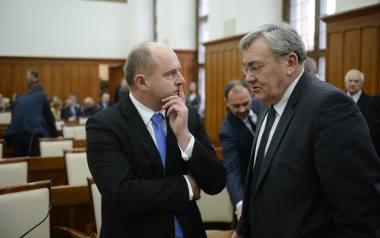 Roman Jasiakiewicz odrzucił propozycję objęcia funkcji wicemarszałka Sejmiku.