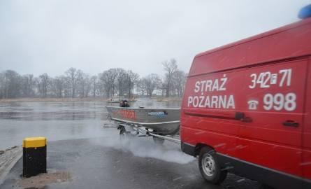 Przeprawa promowa w Milsku dalej nie działa