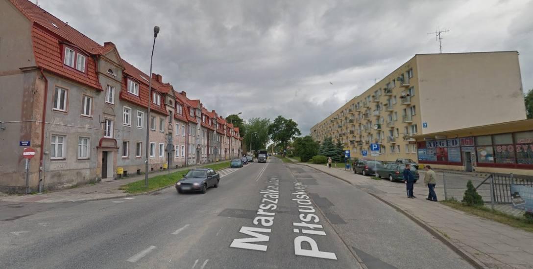 Kiedy w końcu wyremontują ulicę Piłsudskiego?