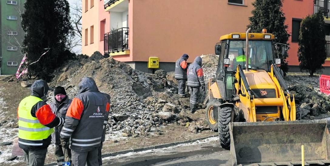 Lokatorzy budynku, gdzie doszło do wybuchu gazu, wrócili do domów jeszcze tej samej nocy
