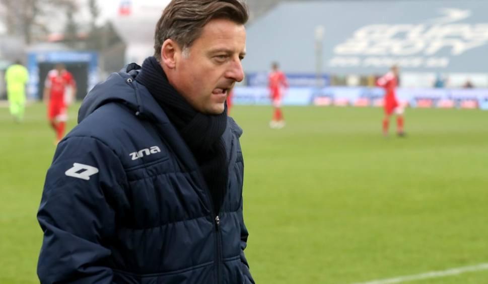 Film do artykułu: Kosta Runjaic, trener Pogoni: Wynik kiepski, jesteśmy sfrustrowani