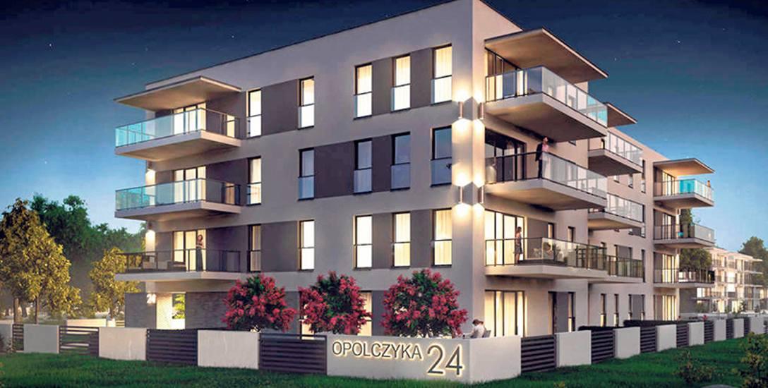 Osiedle Residence, ul. Księcia Władysława Opolczyka 24