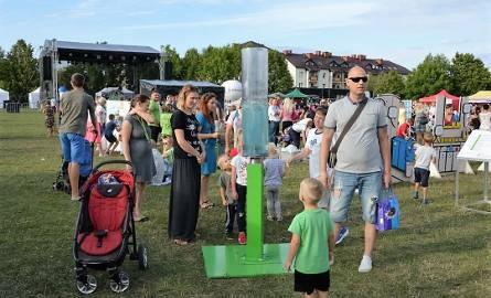 Piknik ekologiczny na os. im. AK w Opolu