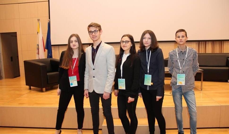 Film do artykułu: Młodzi radni z Radoszyc wzięli udział w konferencji w Kielcach