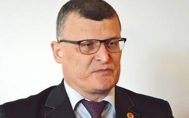 Dr P. Grzesiowski z Fundacji Instytut Profilaktyki Zakażeń