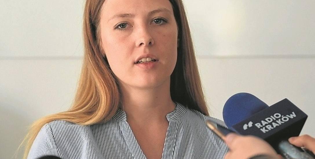 Elżbieta Zielińska, posłanka Kukiz'15, postawiła na Ludomira Handzla, chociaż nie ukrywa, że miała też  inne propozycje
