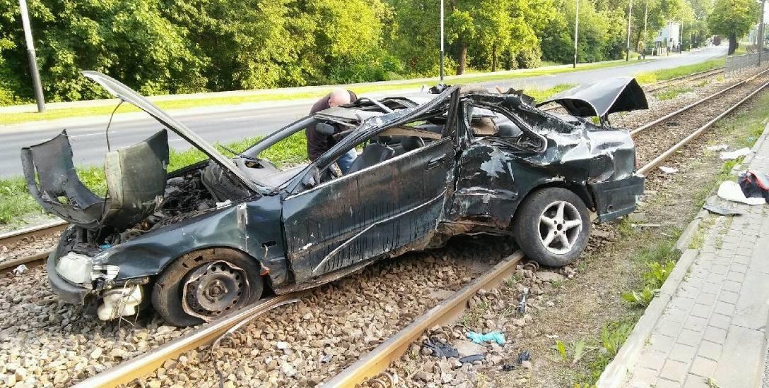 15 osób rannych  w wypadkach!