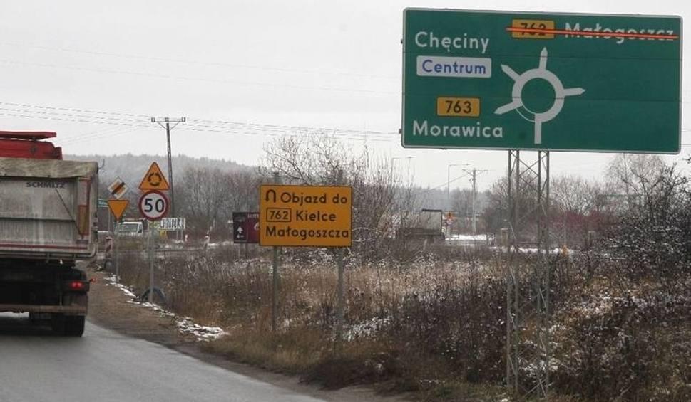 Film do artykułu: Droga Chęciny-Małogoszcz. Oficjalne otwarcie z wiceministrem i... dużo życzeń na imieniny (WIDEO, ZDJĘCIA)