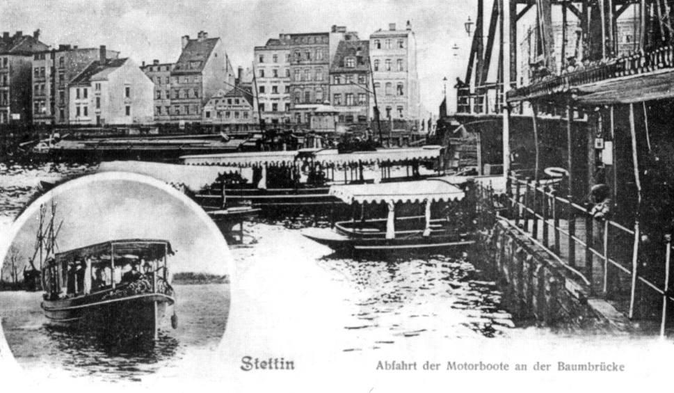 Film do artykułu: Tak wyglądał najsłynniejszy szczeciński most [GALERIA]