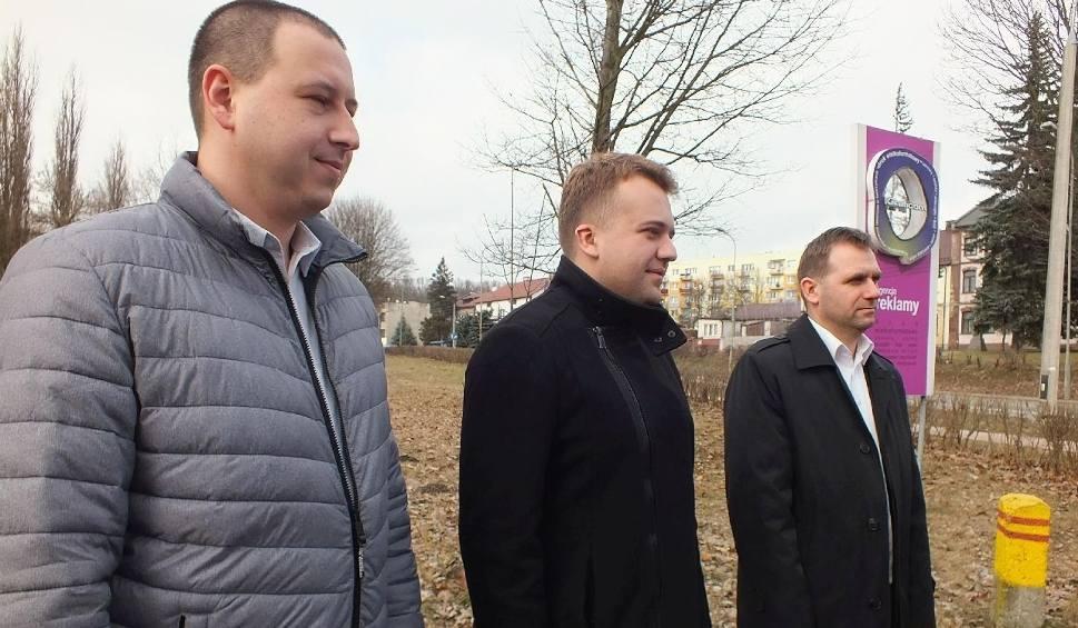 Film do artykułu: W Starachowicach powstaną trzy bloki z mieszkaniami. Kończą prace nad dokumentacją