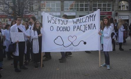Porozumienie Zawodów Medycznych dołącza do protestu lekarzy rezydentów
