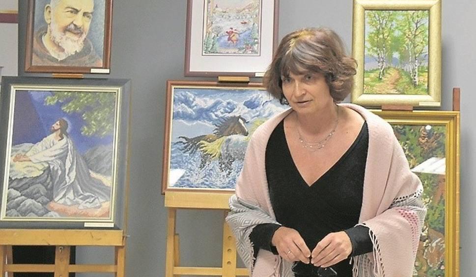 Film do artykułu:  Za nami Powiatowy Przegląd Twórczości Artystycznej Nauczycieli. Piękne dzieła