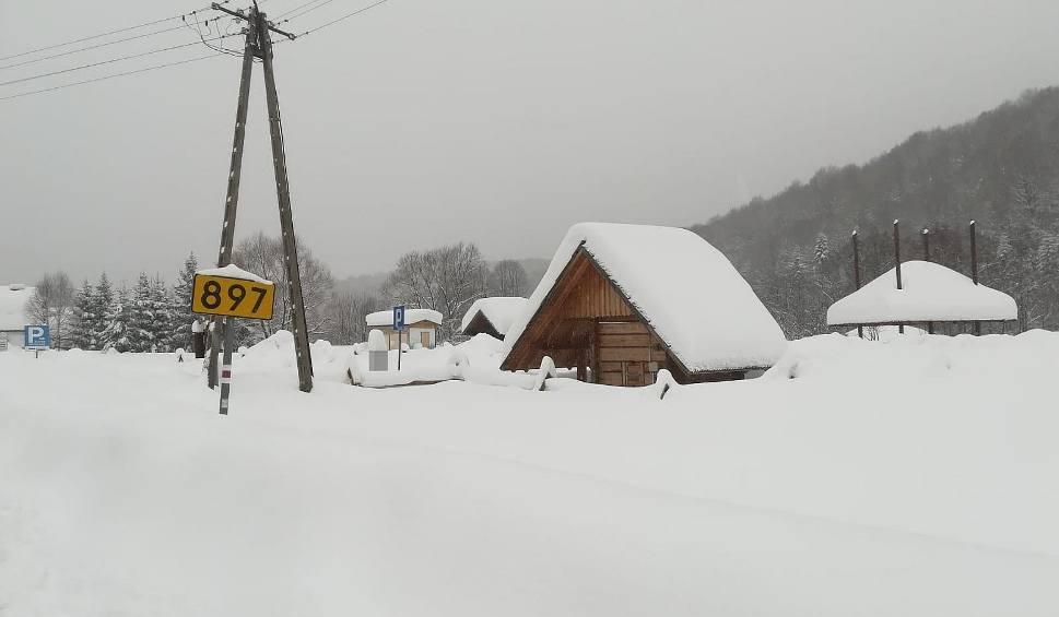 Film do artykułu: Poprawiły się warunki w Bieszczadach. Część szlaków turystycznych jest już dostępna