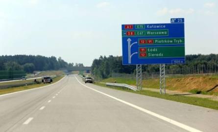 Autostrada A1: rekordowe zainteresowanie przetargiem