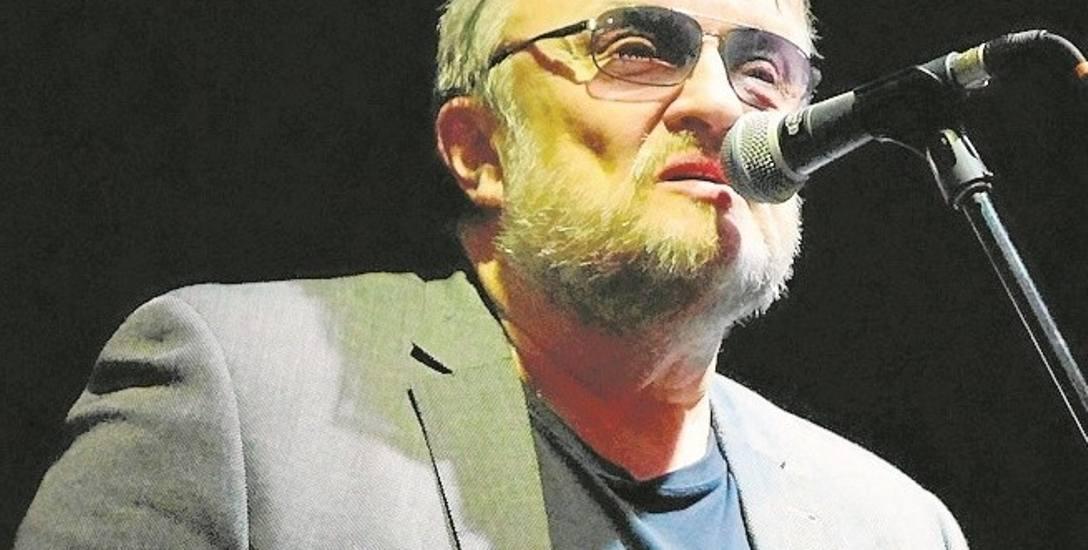 Krzysztof Cugowski na początku lutego na AWF-ie w Gorzowie zaśpiewał swoje największe przeboje.