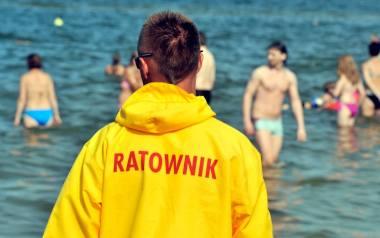 Pierwsze kąpieliska rozpoczęły sezon. Udało się zebrać większość ratowników