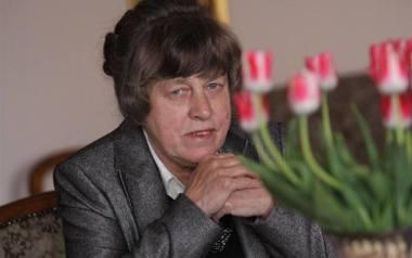 Order Orła Białego dla profesor Grażyny Świąteckiej z Gdańska, która stworzyła pierwszy w Polsce telefon zaufania.