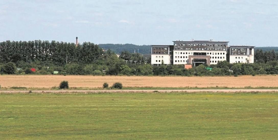 Działki na Krywlanach, które chce sprzedać miasto mają 23 hektary. To tereny za ogródkami działkowymi, po przeciwnej stronie sądu przy ul. Mickiewicza.