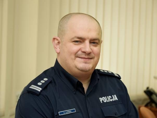 komendant miejski policji w Białymstoku