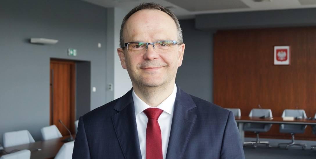 Prof. Robert Ciborowski, ekonomista i rektor Uniwersytetu w Białymstoku