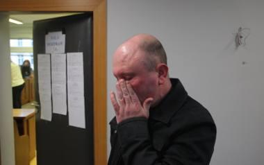 - Nie chodzi mi o to, żeby ktoś poszedł do więzienia, ale żeby został wyraźnie wskazany winny śmierci mojej żony i dziecka - mówił Przemysław Kardasz