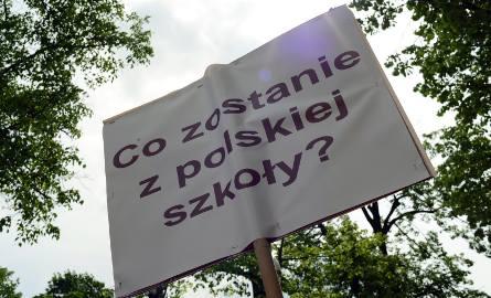 Nauczyciele zamierzają protestować, sprzeciwiając się wprowadzanej reformie oświaty