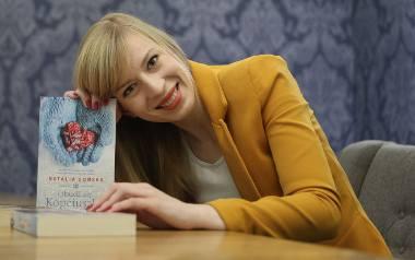 Natalia Sońska swoją przyszłość chce związać z prawem. - Ale z pisania nie zrezygnuję - zastrzega. - Nawet jeżeli miałabym znowu tworzyć tylko do sz