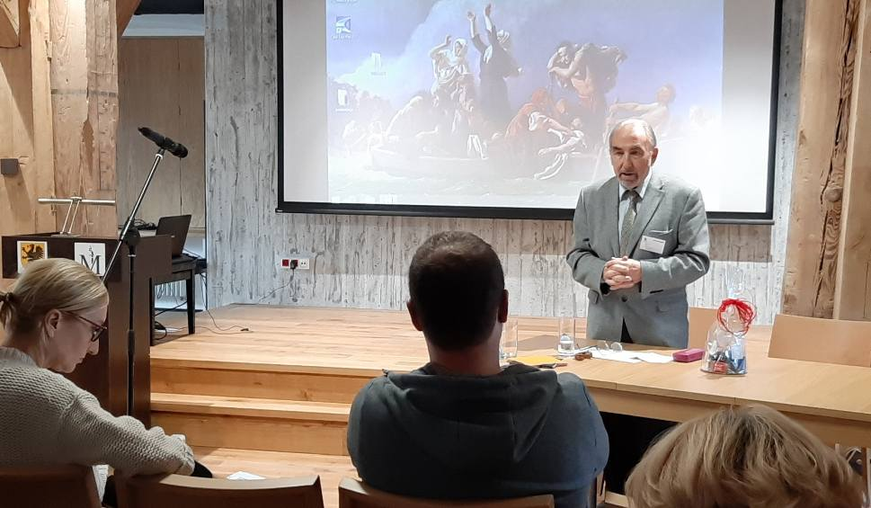 Film do artykułu: Witkacy bez granic - międzynarodowa sesja naukowa