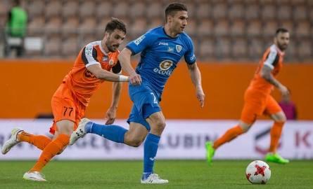 Michal Papadopulos już strzelił gola Zagłębiu grając dla Piasta. Czy dziś powtórzy ten wyczyn?
