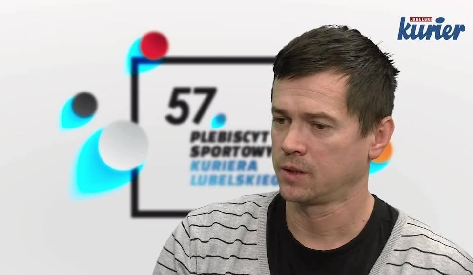 """Film do artykułu: Daniel Iwanek o plebiscycie sportowym i Balu Mistrzów Sportu """"Kuriera Lubelskiego"""" (ROZMOWA TYGODNIA)"""