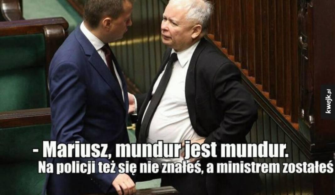 Internauci skomentowali rekonstrukcję rządu Morawieckiego [MEMY O REKONSTRUKCJI]