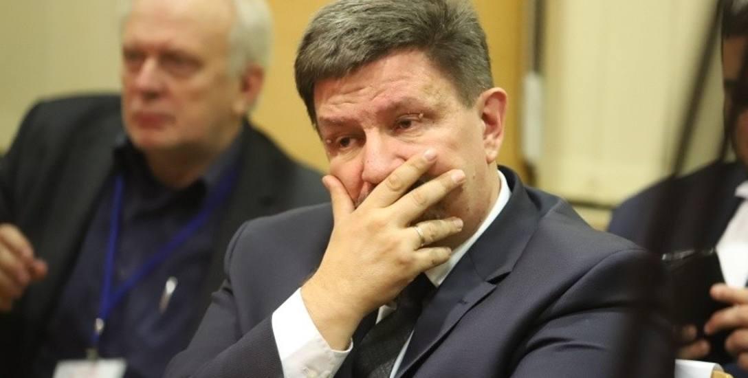 Nowy marszałek województwa Grzegorz Schreiber dostanie nowy, skórzany fotel