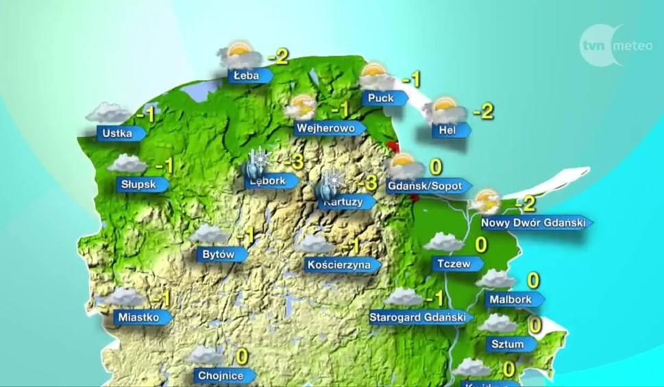 Film do artykułu: Jaka będzie pogoda w piątek, 16 marca 2018 (16.03.2018) na Pomorzu? Nad morzem możliwe przelotne opady śniegu [prognoza pogody]