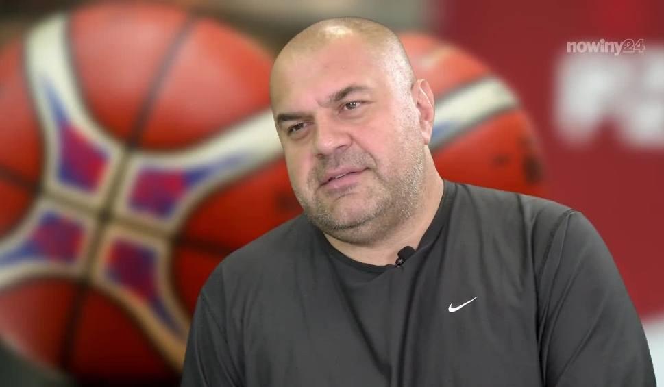 Film do artykułu: Magazyn Stadion - Grzegorz Wiśniowski: Jest plan, by stworzyć w Rzeszowie koszykówkę na najwyższym poziomie