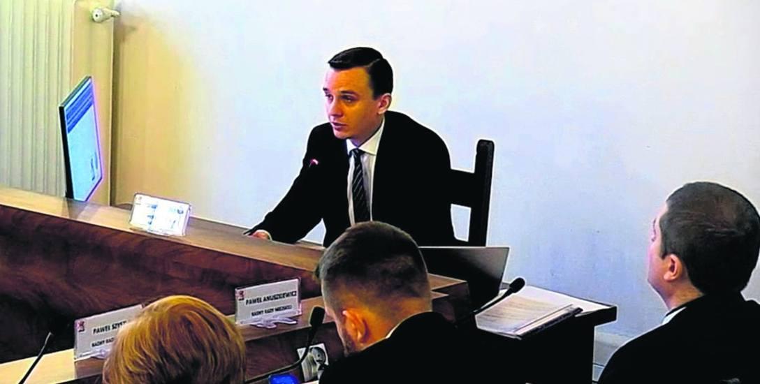 Popisano projekt ustawy w sprawie likwidacji IV Wydziału Pracy w Sądzie Rejonowym w Białogardzie