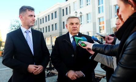 Maciej Żywno z poparciem prezydenta (wideo)