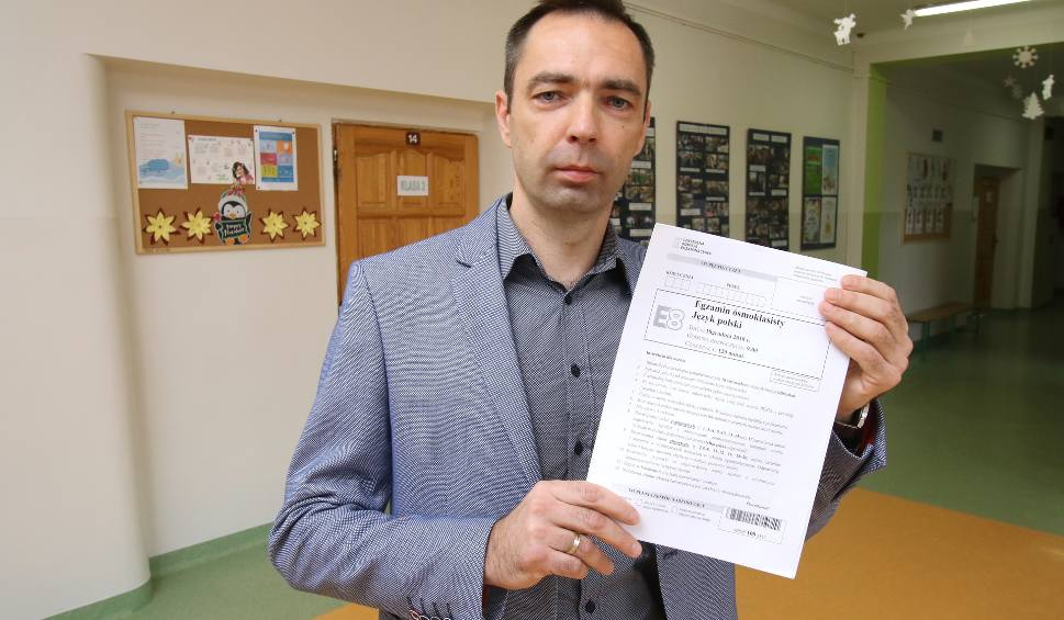 Film do artykułu: Rusza próbny Egzamin Ósmoklasisty. Odpowiedzi na echodnia.eu